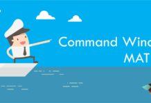 Cara Menggunakan Command Window