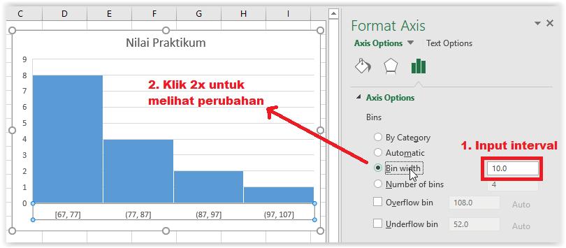 menentukan interval data