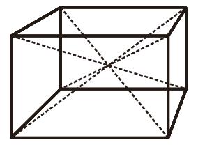 Diagonal ruang pada balok