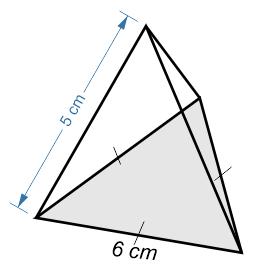 Contoh limas segitiga sama sisi