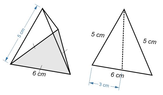 Limas segitiga sama sisi