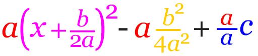 Langkah 2 Mengembalikan nilai a pada persamaan kuadrat