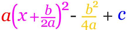 Langkah 3 Mengembalikan nilai a pada persamaan kuadrat