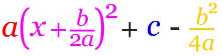 Langkah 4 Mengembalikan nilai a pada persamaan kuadrat